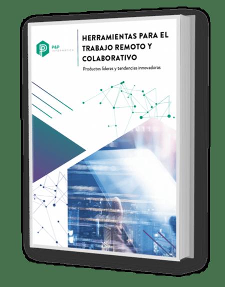 P&P - Herramientas para el trabajo remoto y colaborativo libro